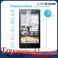Manufacturer Wholesale Tempered Glass Screen Protector For Huawei Ascend G700