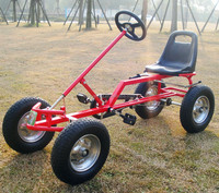 High quality pedal go kart with CE/f1 go kart