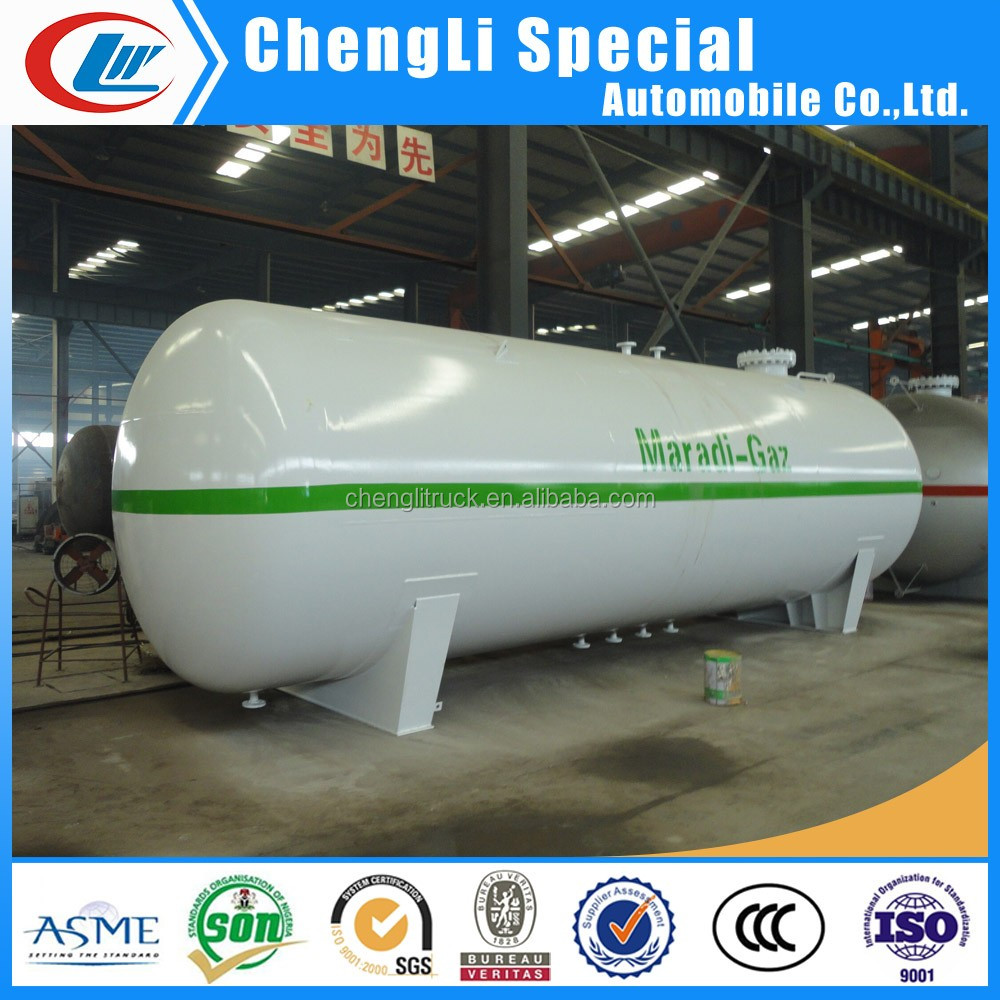 Low Price Good Quality Pressure Vessel Tank 25mt 50m3 ...