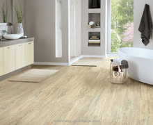 Luxury interlocking wood look pvc tile/LVT click pvc floor,vinyl tile with click,plastic plank with click system