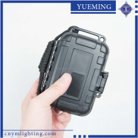D5001 IP68 Waterproof Small Plastic Protective GPS Tracker Case