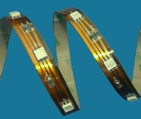LED flexible strip 5050 RGB