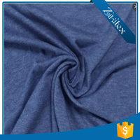 classic Customize 100 cotton single jersey knitted fabric