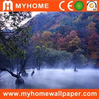 natural scenery painting photo wallpaper 3d wall price