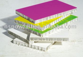 fiberglass honeycomb sandwich panel