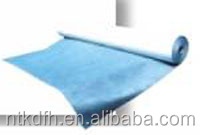 disposable nonwoven aprons made of PP+PE rolls and fabrics used in hospitals for medical and surgical use