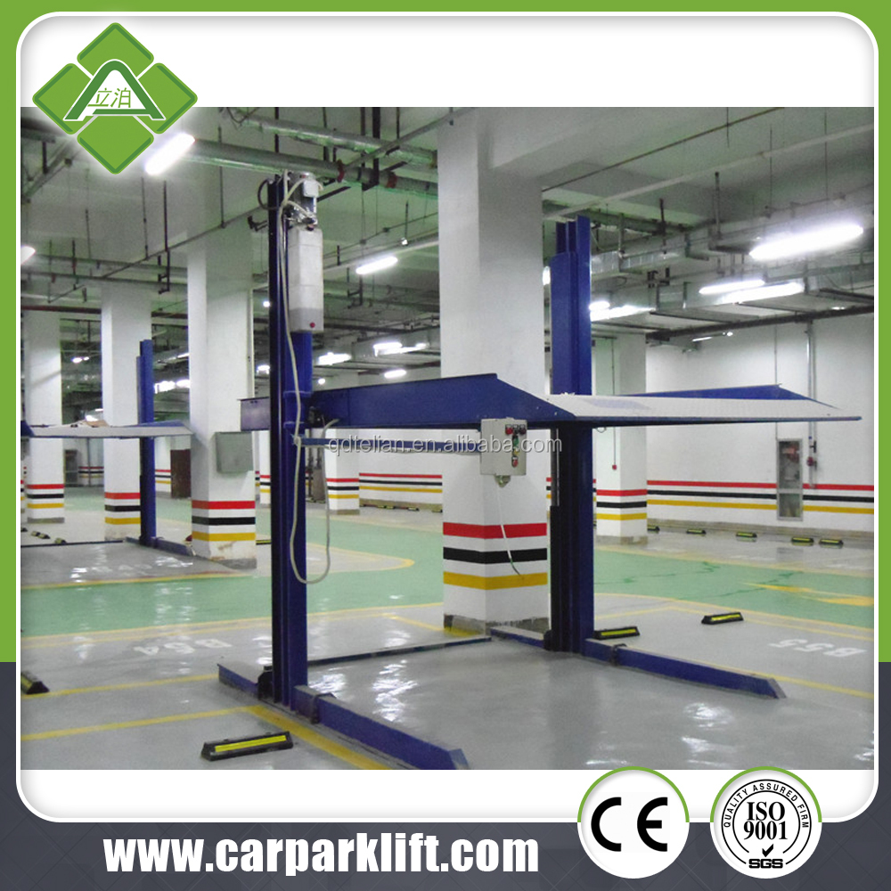 China 2 Post Hoists Car Lifts For Home Garages Buy Car