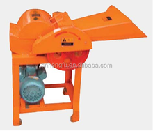 Promotional hay chopping machine chaff cutter machine price list