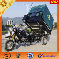 200cc Custom Three Wheel Motorcycle Trike