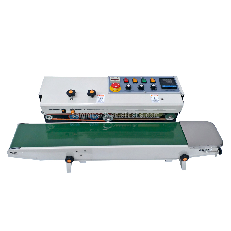 hot selling FRD-1000 ink roll coding band sealer with counter