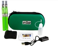 Factory price New double batteries ce4 ego twist starter kit