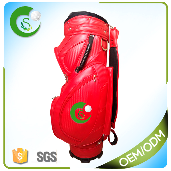 Black OEM Custom Golf Cart Bag