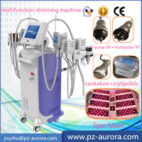 2015 best seller in USA multifunction slimming cavitation lipo laser body reshape slimming machine