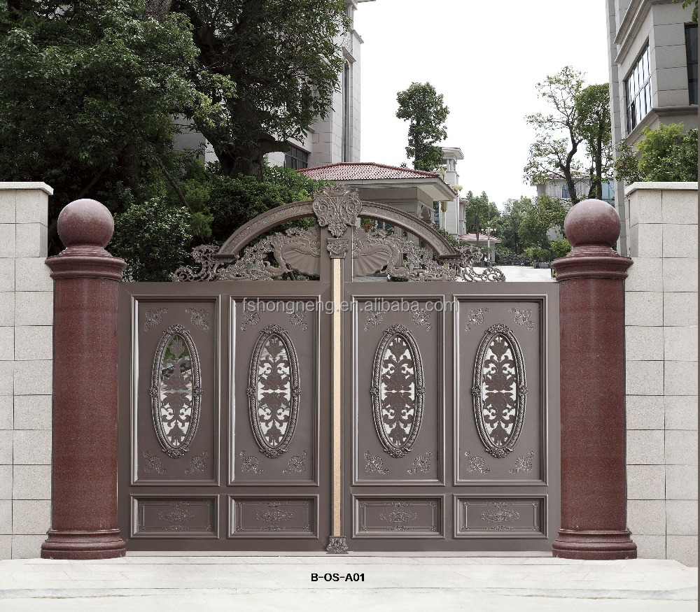 List manufacturers of aluminium gates main gate designs for Main gate design