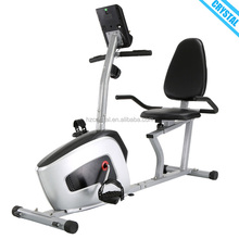 SJ-3570 Cheap price home exercise equipment magnetic recumbent bike with heart pulse system