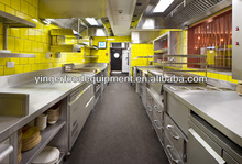 Commercial Restaurant Kitchen Designs Project