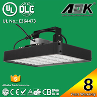 Replace 400W-1000W Sodium Lamp 200W LED Low Bay Light with Motion Sensor