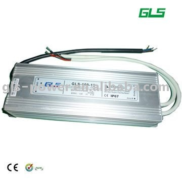 CE&ROHS approved 100W 3.0A Constant Current LED rgb Driver with low price