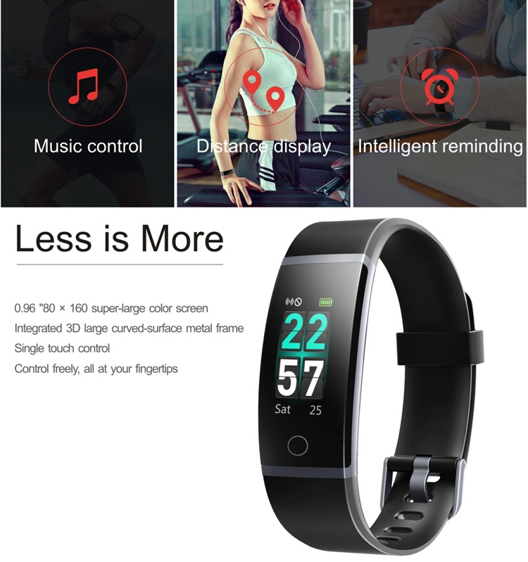 Wholesale price new arrival shenzhen IDO smart watch with logo