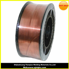 Gas Shield ER70S-6 Mig Welding Wire Roll, Welding Wire Price Factory