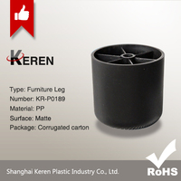 bathroom furniture plastic leg