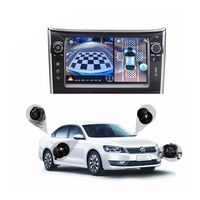 Carscop 360 secure parking car side view camera system