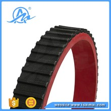 High performance industrial Teeth Timing Belt /rubber coated timing belt