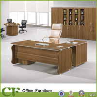 Wooden office table design cheap price furniture
