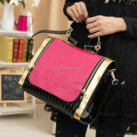 2014 ss tote leather bags ladies handbag fashion genuine leather handbag