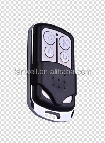 rolling code 433.92 mhz remote control