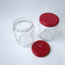 food container/ jam jar/ glass jar