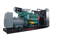 1200 KW 1500KVA Diesel Generating Set- 3 Phase Output type