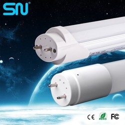 Shenzhen aluminum Material t8 led tube light 1200mm