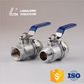 Credible China product ppr female union ball valve