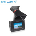 3.5 inch lcd tft screen HDMI SDI input camera 5D II mode dslr monitor with Magnifier electronic viewfinder