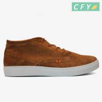 New arrive oem casual sports mens shoes casual cow suede information footwear