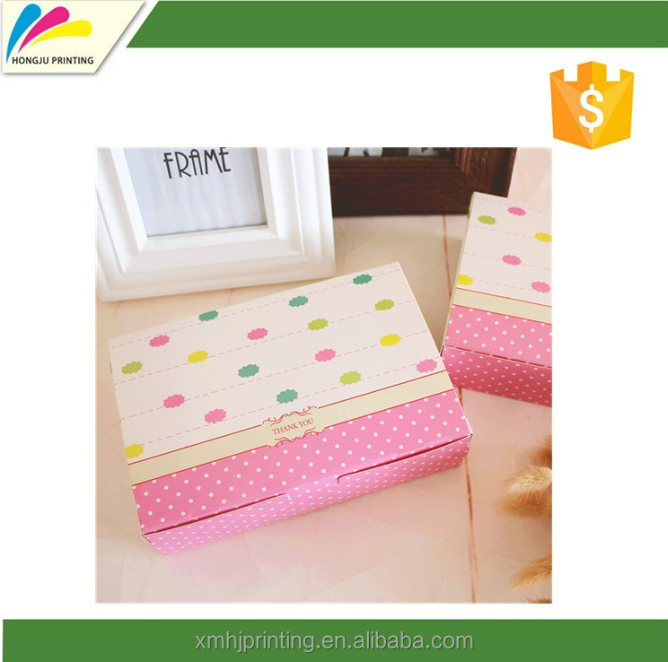 2017 most popular small cardboard display boxes for glass with best quality and low price