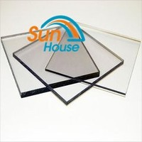 Solid Polycarbonate Sheet for Skylight Carport Awning Roofing Sheet Swimming pool covers