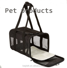 PT0007CJ Supplier Popular Small Dog Carry Stylish Soft Sided Pet Carrier