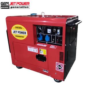 honda diesel Portable Generator 6kw