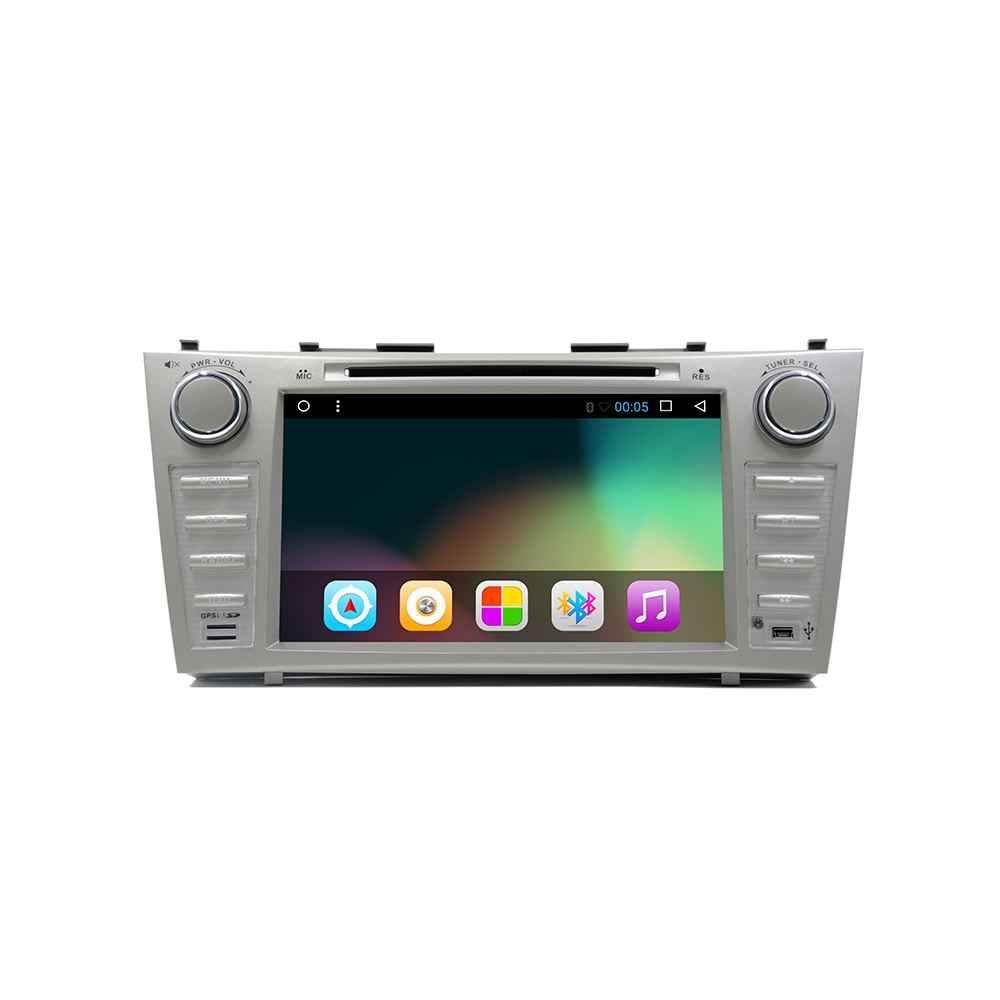 Octa Core Android 7.<strong>1</strong> Car GPS navigation system DVD MP3 Player For TOYOTA CAMRY 2006-2012 car stereo