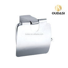 Bathroom fitting Paper Roll Holder With Lid