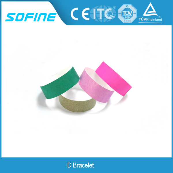 paper bracelets for events Promotions wristbands online provides the largest selection of one time use event wristbands.
