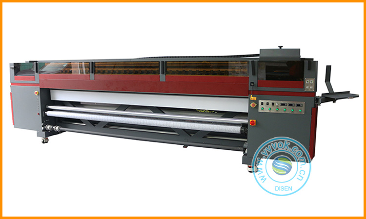 Eco solvent UV 3.2M industrial digital photo printer car sticker PVC PE flex banner large format printing machine