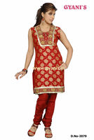 Charming Ready Made Embroidery Designs Salwar Kameez