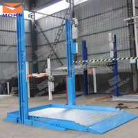 hydraulic car lift for car washing