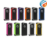 Basketball Pattern 3IN1 Hybrid Duty Cover Shockproof Case for iphone 5c
