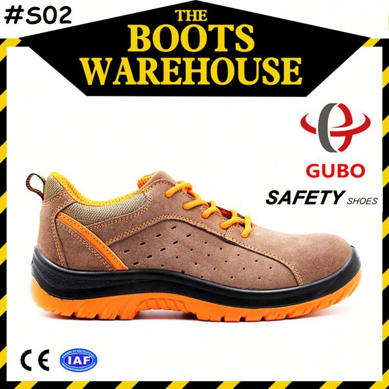 kevlar plate sole work safety shoes hiking