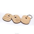 wooden key chain custom keychain wooden decoration