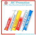 World cup pe custom printed inflatable cheering stick